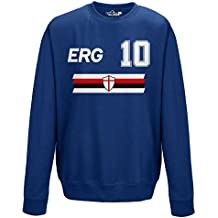 tuta calcio Sampdoria personalizzata