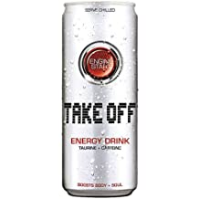 24 Dosen Take Off Energy Drink Drink a 330 ml in Dose inc. Pfand