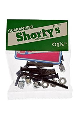 """Shortys 1 1/4"""" Inbus Schrauben"""