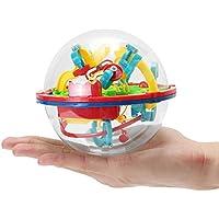 HNBGY Único Juguetes del Rompecabezas, Laberinto mágico Maze Ball 100 Pasos Super Power Magical Ball