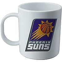 Phoenix Suns - NBA Becher und Auffkleber