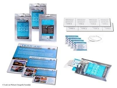 Tear-Aid Reparaturset - Typ A - für alle Oberflächen außer Vinyl / PVC