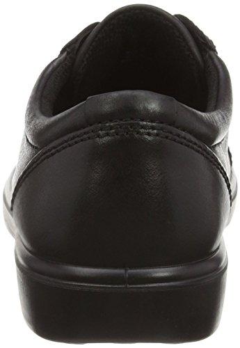 Ecco Jungen S7 Low-Top Schwarz (BLACK/LION59075)