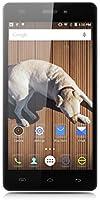 Doogee X5 Smartphone Débloqué 5.0 Pouce 1280 x 720 HD Écran 1.3GHz Quad Core Android 5.1 Double SIM Double Caméra 5.0MP & 2.0MP GPS pour plupart Opérateur Europe - Blanc