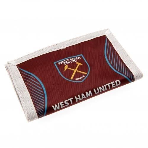 West Ham United FC enfants 'Wh04381 Swerve Portefeuille, Multicolore