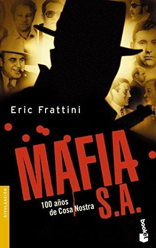 Mafia, S. A. (Divulgación) por Eric Frattini