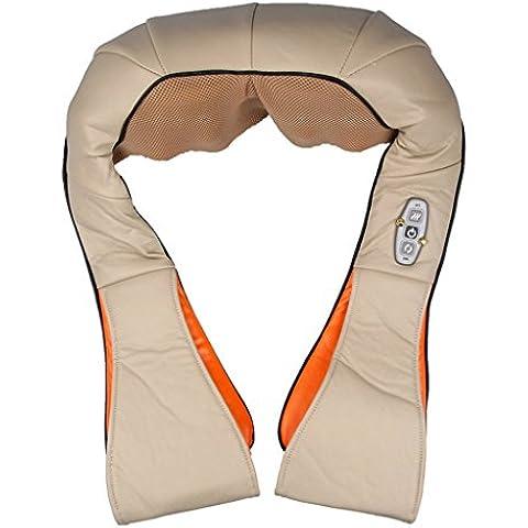 Halovie Fascia cervicale Cuscino de Collo Massaggio del Collo Rilassamento del Muscolo Massaggiatore casa & (Massaggio Del Collo Cuscino)