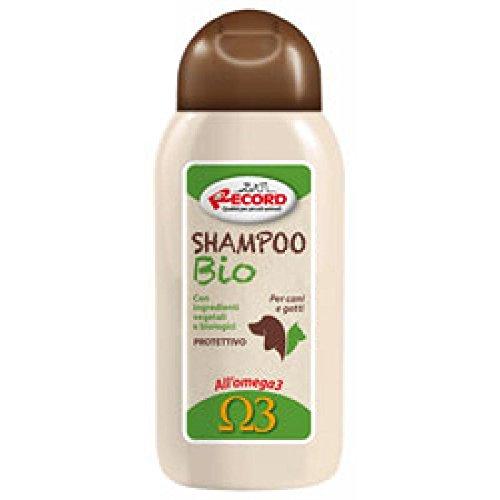 Record PET-Bio Shampoo Omega-3 für Katze und Hund, Bio-Natura-Linie