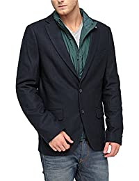 Scotch & Soda Herren Sakko TWO BUTTON, Farbe: Dunkelblau