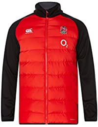 Canterbury England Official 17/18 Men's Rugby Thermoreg Hybrid Jacket