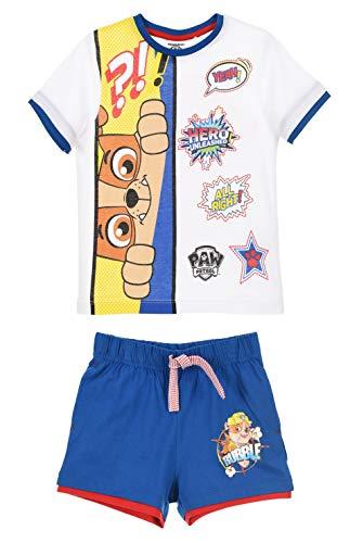 Paw Patrol Jungen T-Shirts Und Shorts -