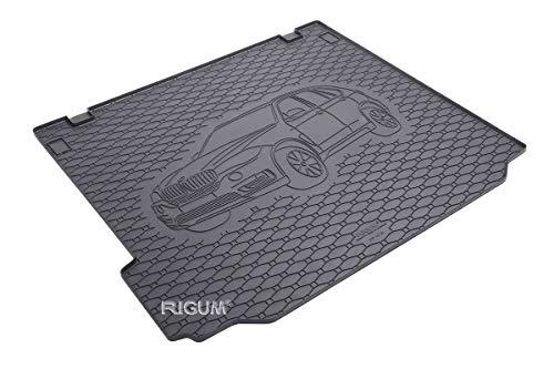 RIGUM Passgenaue Kofferraumwanne geeignet für BMW X5 ab 2013 passen ideal