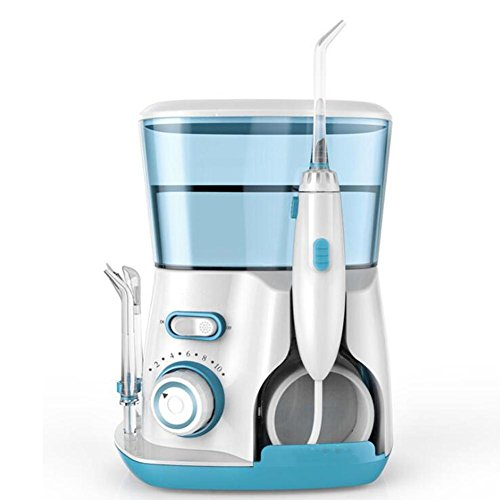 ZWW Munddusche Dental Ultra Water Flosser Stanzzähne Oral Irrigator Elektrische Zahnseide / Wasser Floss 100-240V , as picture