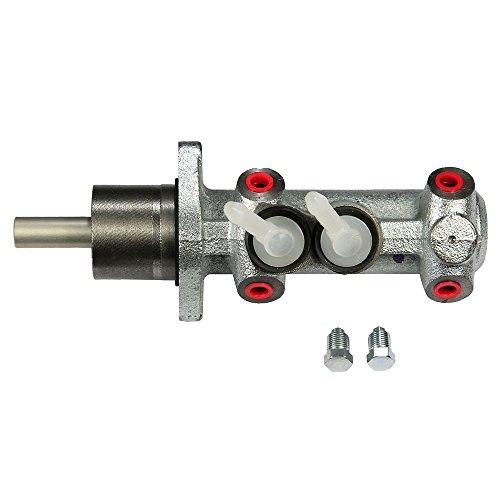 Preisvergleich Produktbild Hauptbremszylinder Gusseisen 2-Kreis 20, 64 mm Ø 9948533