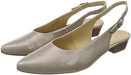suchergebnis auf amazon de für lack sling pumps pumps  ara slipper basic damen schuhe synthetik trichterabsatz cosykofvx #15