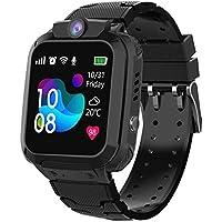 Winnes Smartwatch per bambini, IP67, impermeabile, con 2 vie, chiamata LBS e localizzatore SOS anti-smarrimento, allarme…