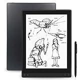 """Likebook Mimas eReader, 10.3"""", 300PPI, Dual Touche, écriture Manuscrite, Lumière Froide/Chaude Intégrée, Audible Intégré, Android 6.0, Processeur Huit Cœurs, 2 Go + 16 Go"""