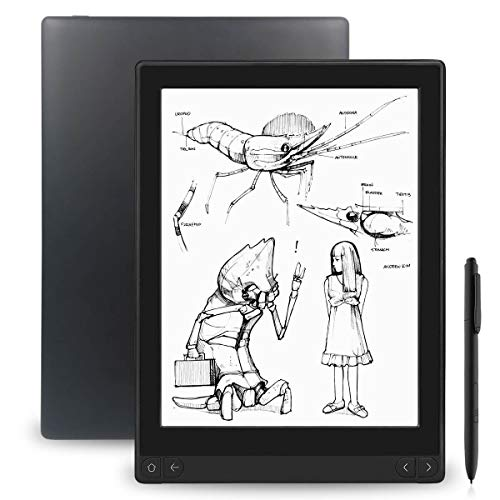 "Likebook Mimas E-Reader, 10,3\"", 300PPI, Dual Touch, Handschrift, eingebautes kaltes/warmes Licht, integriertes Audible, Android 6.0, Octa-Core-Prozessor, 2 GB + 16 GB"