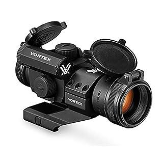 Vortex Optics Erwachsene Strike Fire II Red Dot Zielfernrohr, Schwarz, S