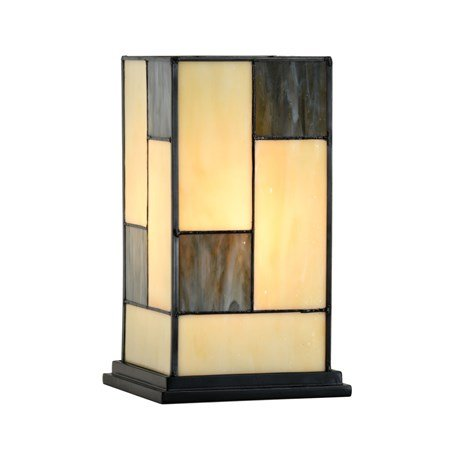 Tiffany Table Lantern Mondrian