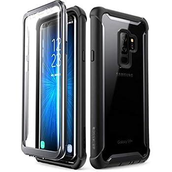 Coque Samsung Galaxy S9 Plus Etanche, Conception de Courbes 360°Protection Housse Etui