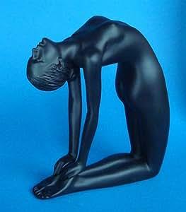Body Talk Black (Yoga) - Ushtrasana