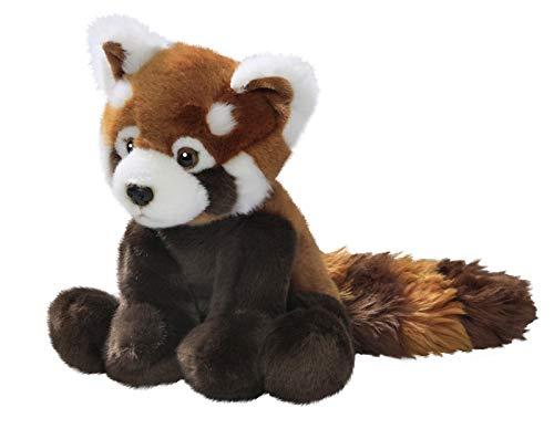 Carl Dick Peluche - Red Panda, Panda rojo (felpa, 25cm/37cm) [Juguete] 3155