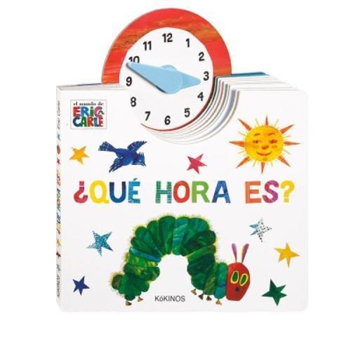 Eric Carle - Spanish: Que hora es?