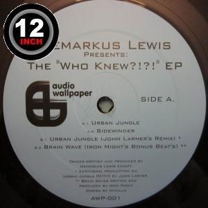 demarkus-lewis-who-knew-ep-audio-wallpaper