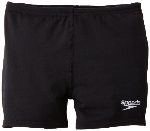 Speedo 8-007300001 Aquashort ENDURANCE  SHORT BOYS BLK, BLACK, 104 (2008 Bademode)