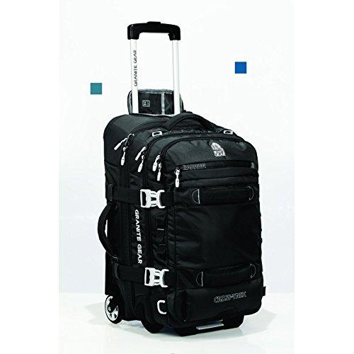 Granite Gear cross-trek 22'con ruedas equipaje de mano bolsa de deporte,...