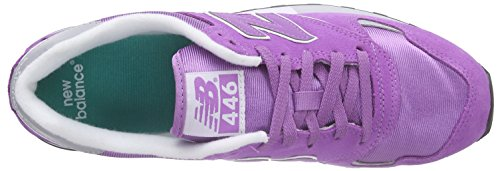 New Balance Herren U446v1 Low-Top Violett (Purple)