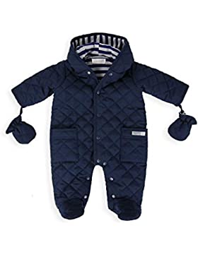 The Essential One - Baby Unisex Schneeanzug - Navy - EO302