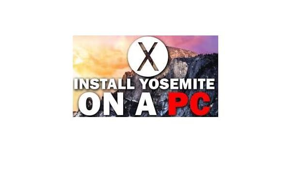 Unibeast Yosemite