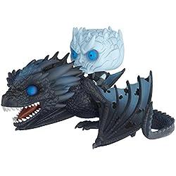 Funko Pop! - Rides: Game of Thrones: Viserion & Night King, (28671)