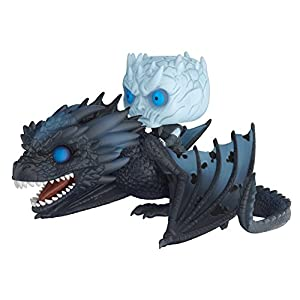 Funko Pop Rides Game of Thrones Viserion And Night King 28671