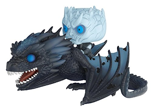 Funko Pop! - Rides: Game of Thrones: Viserion & Night King, (28671)