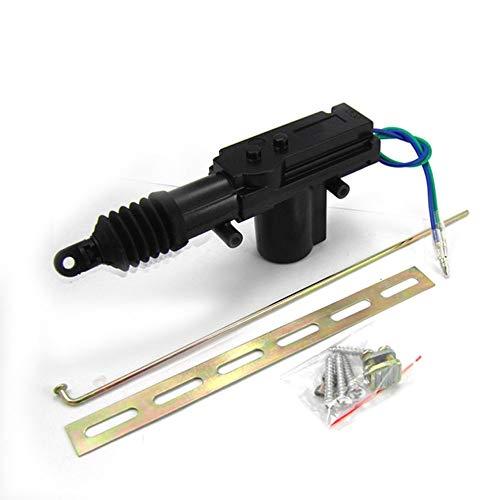 JICHUI Universal Car Zentrale Türverriegelungsaktuator Auto Verriegelung Motor Gun Typ-2-Draht - Gun-antenne