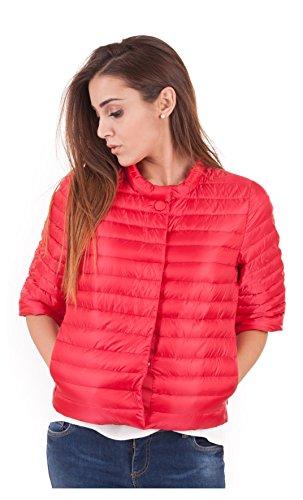 ADD Damen Regenjacke Rot