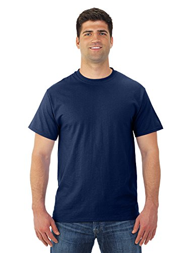 Jerzees Short Sleeve 5.6 oz 50/50 Heavyweight Blend T-Shirt 29 M (Jerzees Blend Heavyweight)