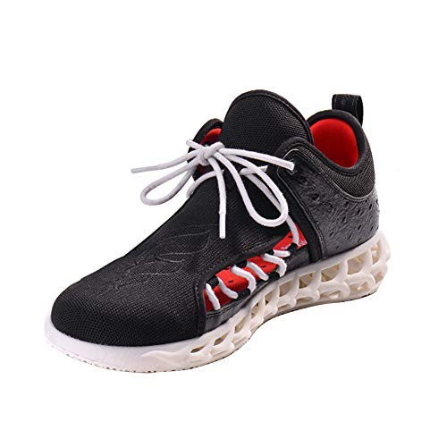 3D Future limited Edition Hollow Sports Shoes, Air Trainer Breathable Flat Sneakers, Fitness Jogging Motion Running Shoes