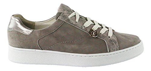 Paul Green | Damen Sneaker - grau | silver Grau