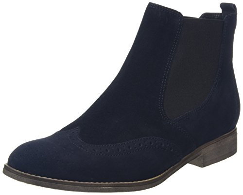 Gabor Damen Fashion Chelsea Boots Blau (ocean (So.fumo) 16)