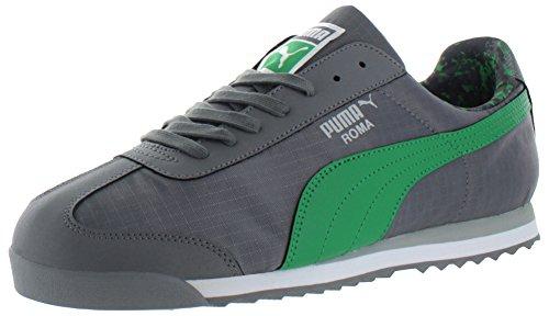 Puma Eskiva Mid TEXTU Cross-Trainer-Schuh Steel/Fern Green/Gray