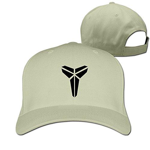 d90015bf55570 Hittings NEW TOP SONGKEE Kobe Bryant Baseball Adjustable Baseball Hat  Natural