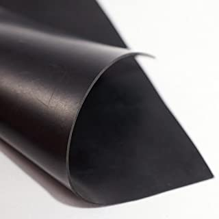 1m² Gummiplatte | Stärke: 1mm | 1,20m x 0,83m | NBR/SBR | ÖLBESTÄNDIG