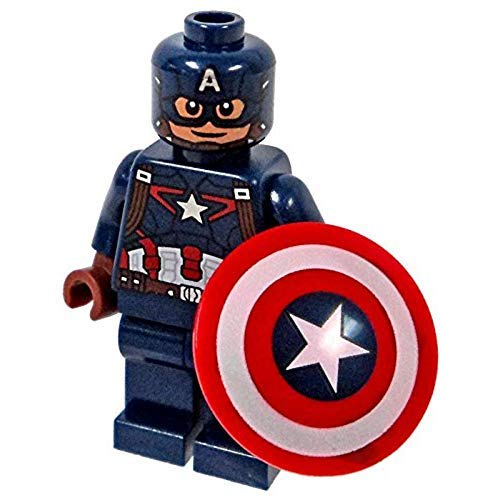 LEGO Super Heroes Marvel Minifigure - Captain America (Age of Ultron Version) by LEGO