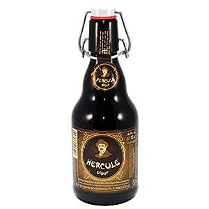 Ellezelloise - La Biere des Collines Hercule Stout - Belgium - Ellezelles - 8.4%