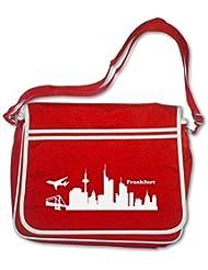 Freizeittasche Magdeburg Skyline viele Farben Tasche  4 Farben 40x30x10cm