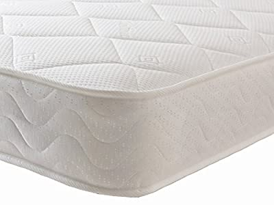 Starlight Beds Luxury single mattress, small single and single memory foam mattress choose white, pink, or light blue. Product code COL1102 Suitable for children, bunkbeds, cabin beds, and bed base's